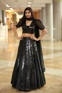 Naziya Khan at Hi-Life Exhibition Curtain Raiser
