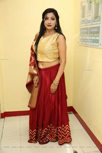 Neha Panigrahy at fbb Sankranthi Collection