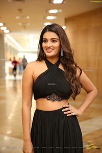 Nidhhi Agerwal at Sutraa Fashion Exhibition