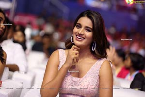 Nidhhi Agerwal at Zee Cine Awards Telugu 2020