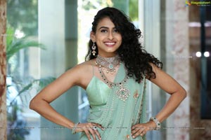 Nitya Naresh at Sri Krishna Jewellers Collection Showcase