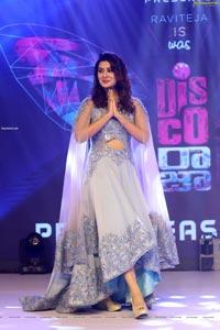 Payal Rajput at Disco Raja Movie Pre-Release