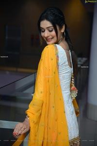 Payal Rajput at Disco Raja Movie Success Meet