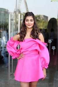 Pooja Hegde @ Ala Vaikunthapurramuloo Thanks Meet