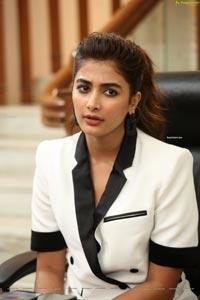 Pooja Hegde @ Ala Vaikunthapurramuloo Interview