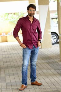 Rudraksh Utkam at Hulchul Movie Interview
