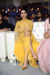 Samantha Akkineni at Zee Cine Awards Telugu 2020
