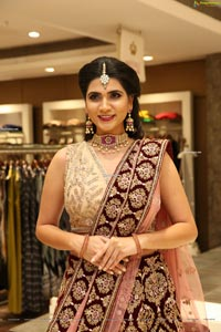 Sandhya Thota at Neeru's End Of Season Sale