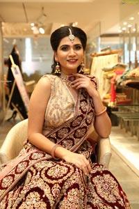 Sandhya Thota at Neeru's End Of Season Sale