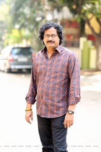 Satish Vegesna at Entha Manchivaaduvuraa Movie Interview