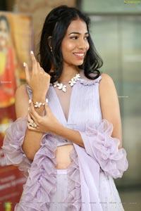 Shamita Chalasani at Sri Krishna Jewellers