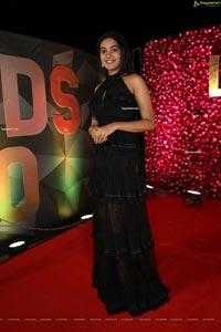 Shivatmika at Zee Cine Awards Telugu 2020