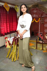 Simran Choudhary at Sankranti Sambaralu