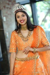 Sushma Veduruvada at Sri Krishna Jewellers