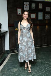 Tamannaah at Magnets Infra & Service Limited