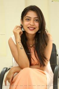 Varsha Bollamma at Choosi Choodangane Interview