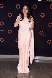 Varsha Bollamma at Choosi Choodangane Pre-Release Event