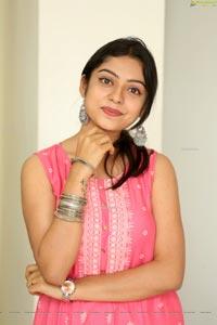 Varsha Bollamma at Choosi Choodangane Press Meet