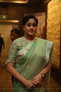 Vijayashanti HD Photos @ Sarileru Neekevvaru Thanks Meet