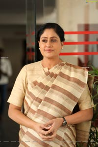 Vijayashanti at Sarileru Neekevvaru Interview