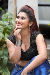 Gunnjan Aras Ragalahari Exclusive Shoot