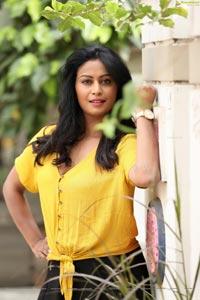Shweta S Nandaragi Ragalahari Exclusive Photo Shoot