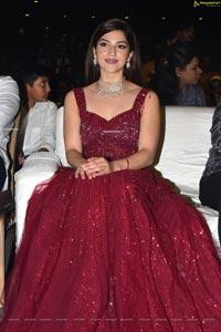 Mehrene Pirzada at Entha Manchivadavura Pre-Release
