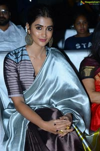 Pooja Hegde at Ala Vaikunthapuramulo Success Celebrations