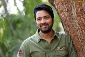 Allari Naresh at Bangaru Bullodu Trailer Launch
