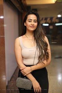 Ameeksha Pawar Stills Snapped at City Center Mall