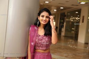Ananya Nagalla at Hi Life Designer Lifestyle Exhibition