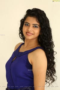 Gayatri Rema at Pranavam Movie Press Meet
