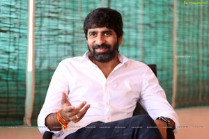 Gopichand Malineni at Interview On Krack's Success