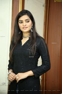 Heena Rai at Point Blank Movie Success Meet