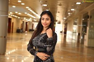 Honey Chowdary at Hi Life Designer Lifestyle Exhibition