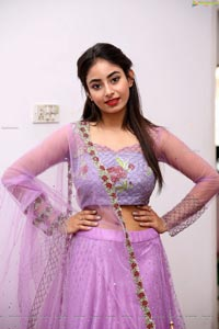 Honey Chowdary at Sutraa A Festive Special Curtain Raiser