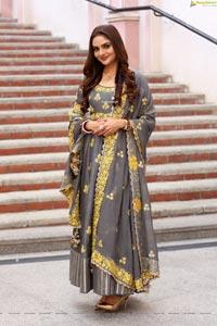 Gnaneswari Kandregula at Mr & Miss Movie Interview