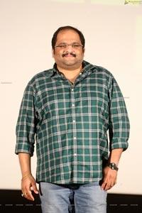 Mahesh S Koneru at Master Movie Press Meet