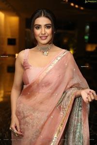 Malvika Sharma at Red Movie Pre-Release Event