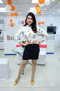 Mannara Chopra at Xiaomi Mi 10i Smartphone Launch