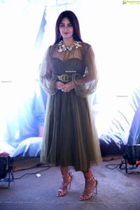 Monal Gajjar at Alludu Adhurs Movie Pre-Release Event