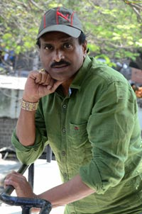Director Narra Siva Nageswara Rao at Interview Stills