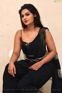 Neha Deshpande at Psycho Movie Teaser Launch