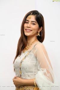 Nikita Tanwani at Hi Life Exhibition Curtain Raiser