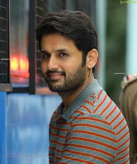 Nithiin Stills From Check Movie