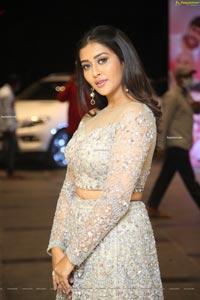 Pooja Jhaveri at Bangaru Bullodu Pre-release event