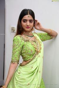 Pooja Thakur at Hi Life Exhibition Curtain Raiser