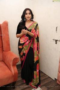 Rashmi Gautam at Thread and Fabric Designer Studio Launch