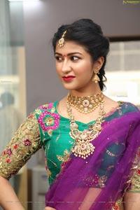 Riya Singh at Hi Life Exhibition Curtain Raiser