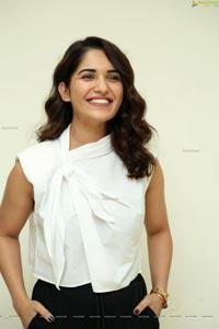 Ruhani Sharma at My South Diva Calendar 2021 Launch